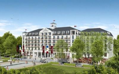 Hotelanlage in Kühlungsborn