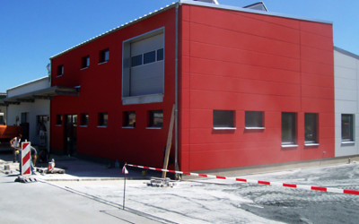 Tonwerke in Neunkirchen