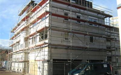 Mehrfamilienhaus mit Eigentumswohnungen in Erfurt