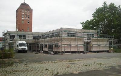 Kindertagesstätte Nordstadtgärten in Nürnberg