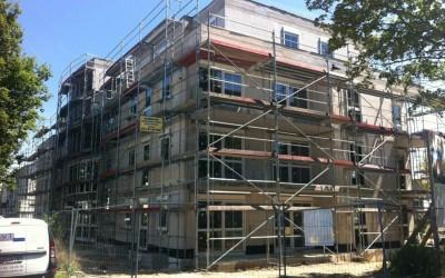 Neubau in Wiesbaden – Erbenheim
