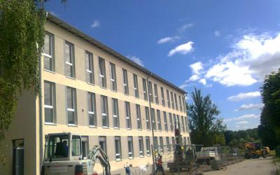 Schule in Blumberg
