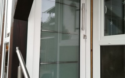 Haustür mit Füllung Rodenberg 6203-05