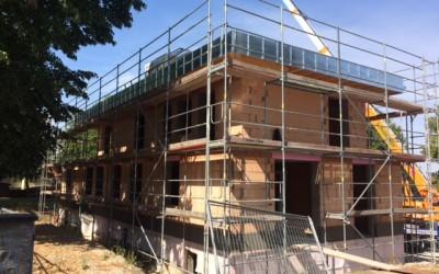 Neubau Mehrfamilienhaus in Apolda