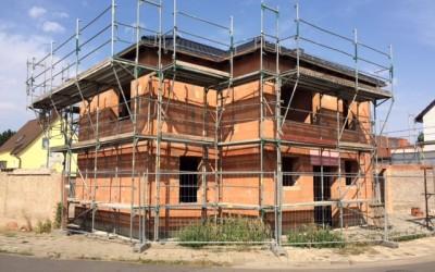 Neubau Einfamilienhaus in Elxleben
