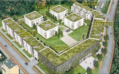 Quartier am Kirchpark, Berlin – Teltow